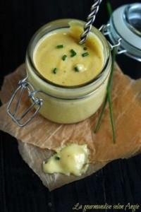 Mayonnaise végétale aux proteines de la mer...
