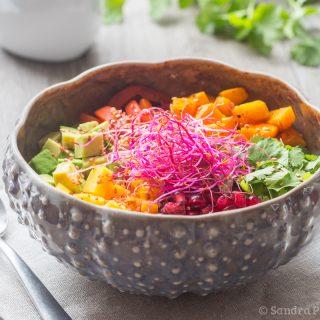 Veggie bowl (atelier découverte végé…)