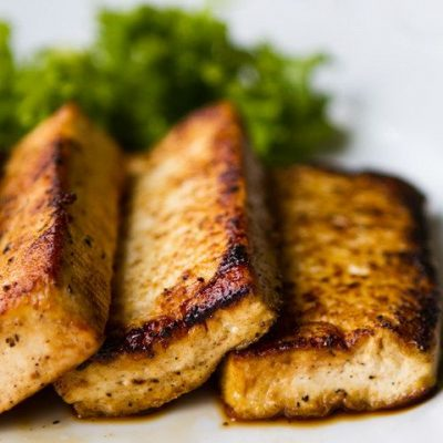 tofu, seitan, tempeh….naturellement riche en protéines végétales