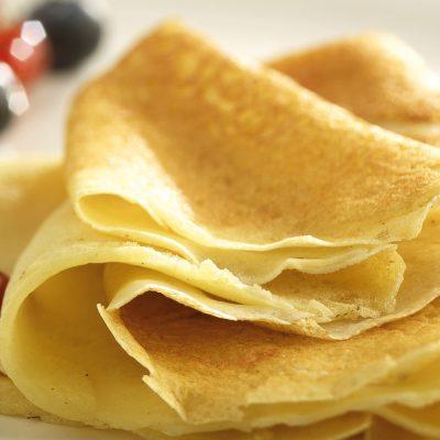 Spéciale «Chandeleur» sans lactose