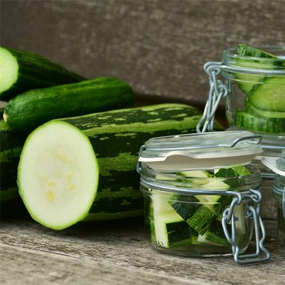 Courgettes….